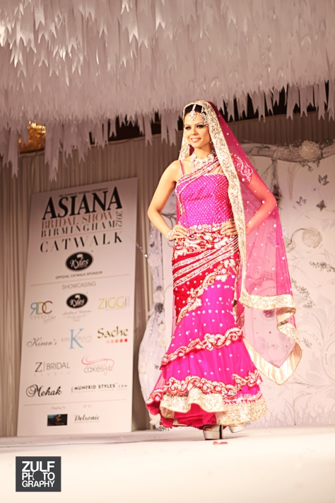 Asiana Bridal Show - Feb 2012