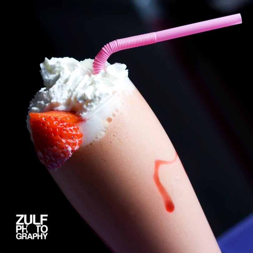 Stawberry Milkshake