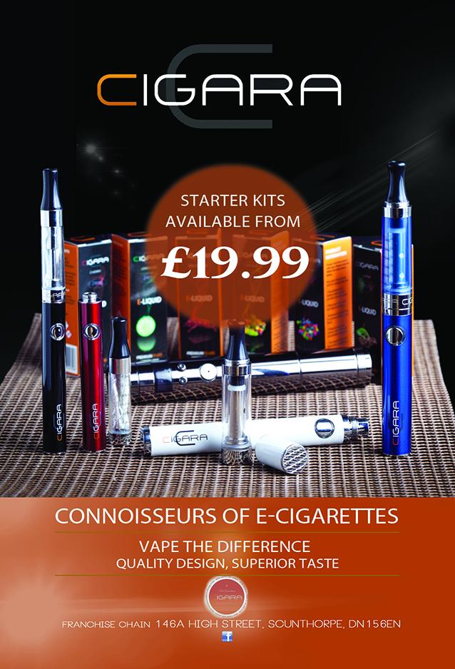 Cigara Final Poster