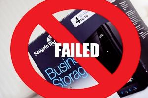 Seagate Failed-8353